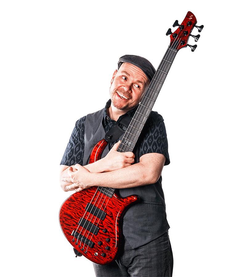 Joerg Feser Bassist