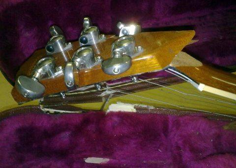 Gitarrenwerkstatt für Reparatur