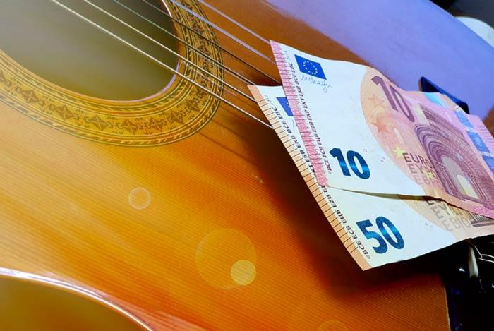 Gitarrenreparatur Preise