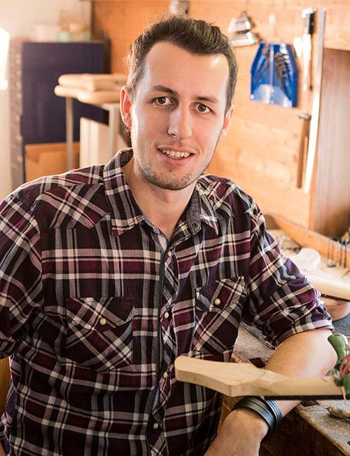 Nico Schack Gitarrenbaumeister